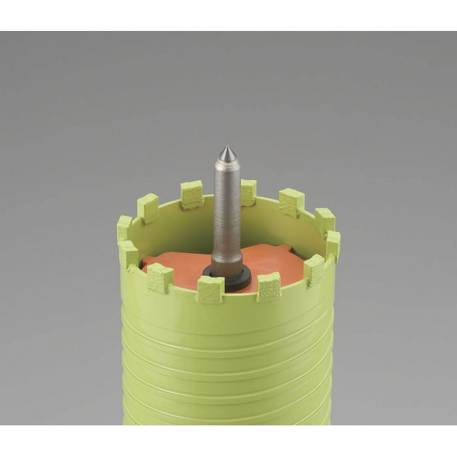 ESCO エスコ その他の工具 90mm[乾式]ダイヤモンドコアドリル(SDSシャンク)