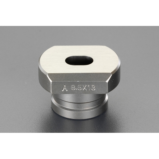 ESCO エスコ その他の工具 6.5x13mm[EA858HE用]ダイス(長穴薄板用)