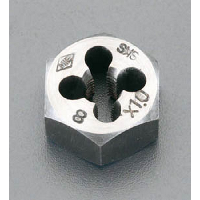 ESCO エスコ M30x2.0[SKS]六角ダイス
