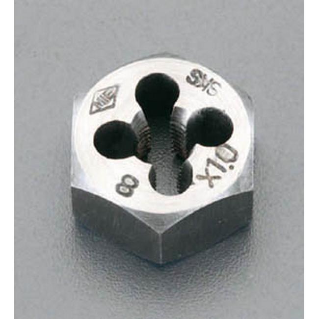 ESCO エスコ M28x2.0[SKS]六角ダイス