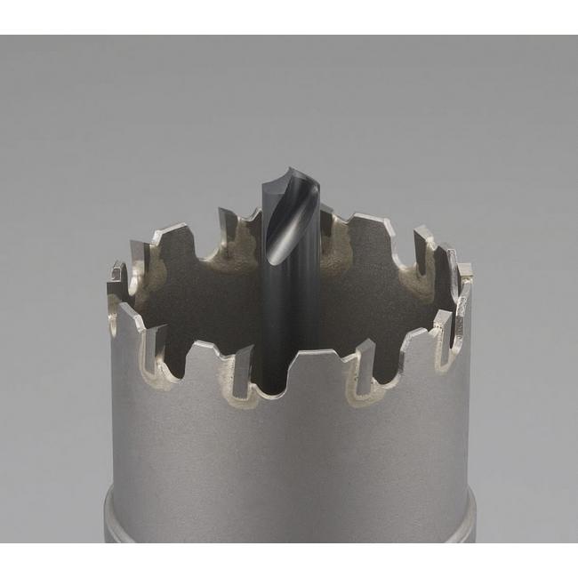 ESCO エスコ その他の工具 65mm超硬付パイプ用ホールソー