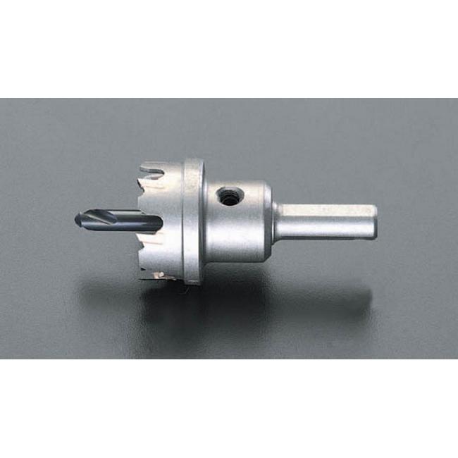 ESCO エスコ 工具 52mm超硬付ホールソー