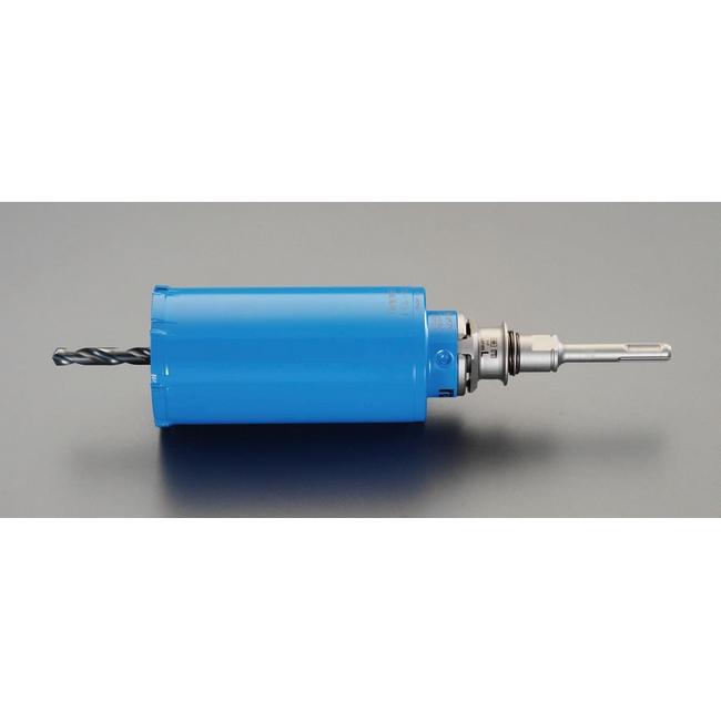 ESCO エスコ その他の工具 160mm[ガルバリウム鋼板用]コアドリル(SDSシャンク)