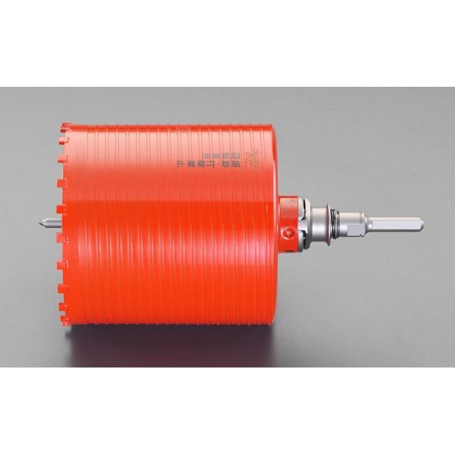 ESCO エスコ 110・160mm2本組ドライモンド用コアドリルセット[SDS]