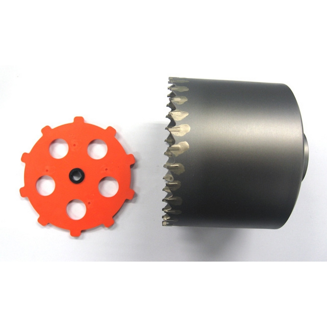ESCO エスコ 工具 170mm塩ビ管用コア替刃