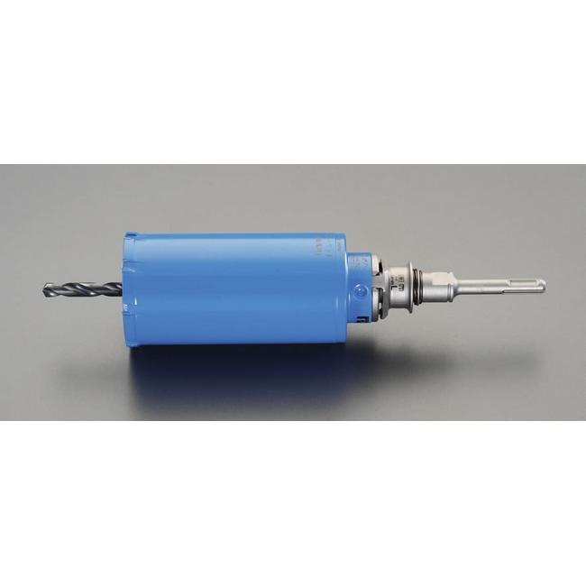 ESCO エスコ 55mm[ガルバリウム鋼板用]コアドリル(SDSシャンク)
