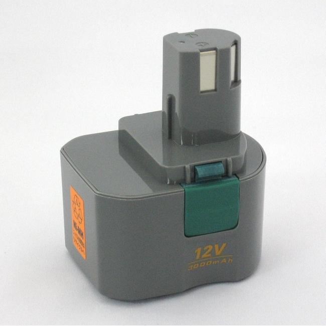 ESCO エスコ [12V・3000mAh]交換用バッテリー