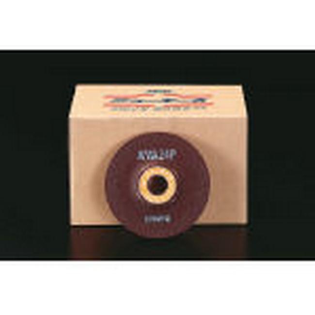 ESCO エスコ 工具 125x6mm/WA36Pオフセット型砥石(25枚)