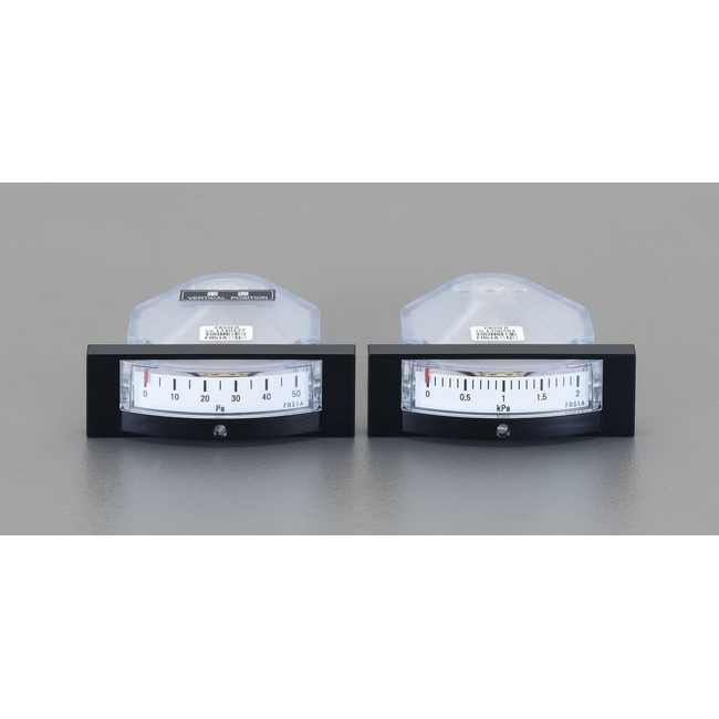 ESCO エスコ その他の工具 0-100Pa微差圧計