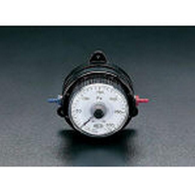 ESCO エスコ 0-500pa微差圧計
