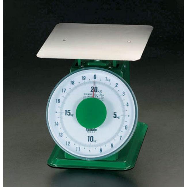 ESCO エスコ 20kg[50g]上皿はかり