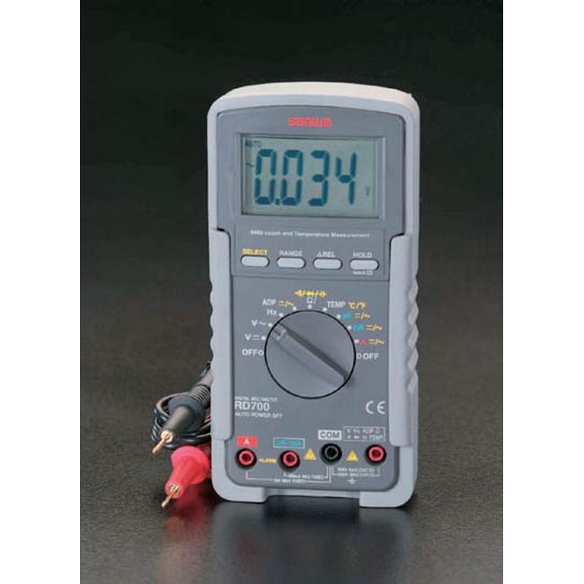 ESCO エスコ その他の工具 デジタルマルチメーター
