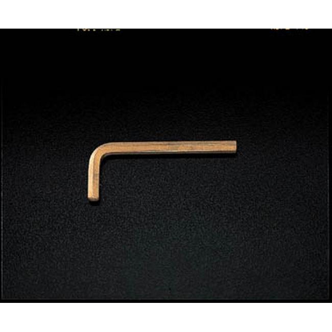ESCO エスコ 工具 9/16 六角棒レンチ(ノンスパーキング)