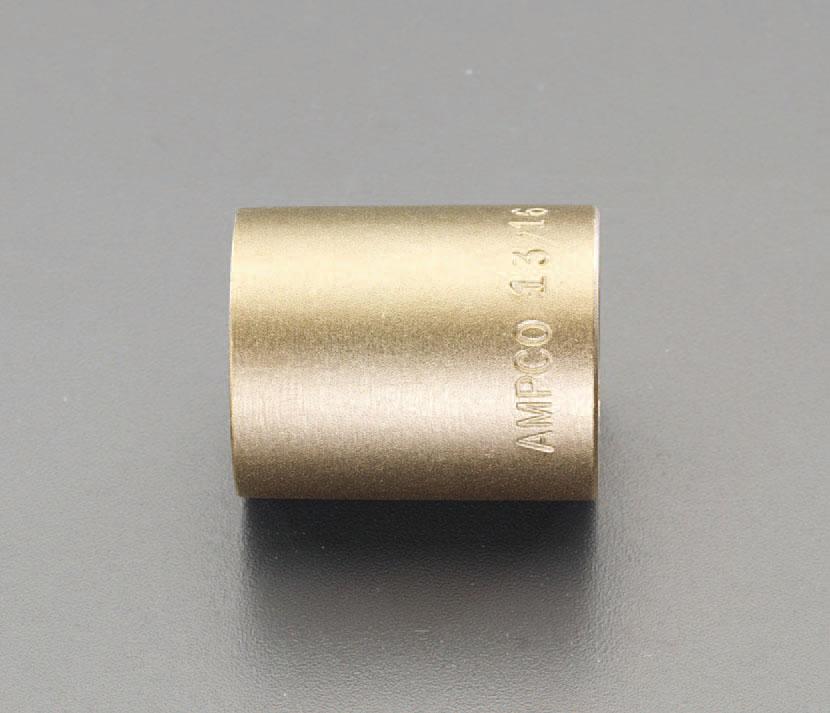 ESCO エスコ 1/2 sqx15/16 ソケット(ノンスパーキング)