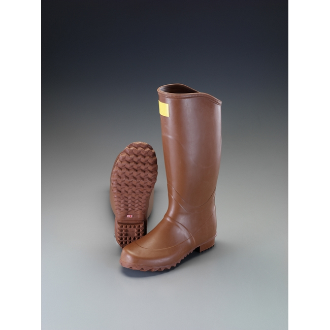 ESCO エスコ 25.0cm絶縁ゴム長靴(7000V)