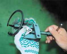 ESCO エスコ 工具 90-175mm兼用スナップリングツール