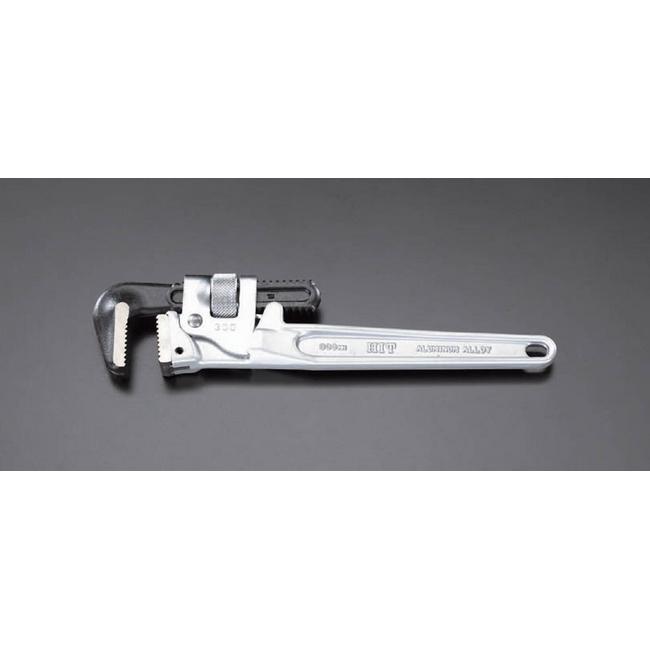 ESCO エスコ その他の工具 450mmパイプレンチ(アルミ合金)