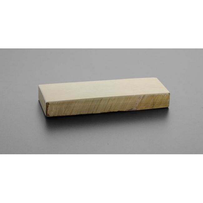 ESCO エスコ 207x75x27mm天然砥石(仕上/#6000)