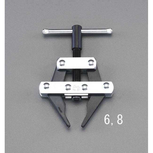 ESCO エスコ 工具 #80-#240チェーンプーラー