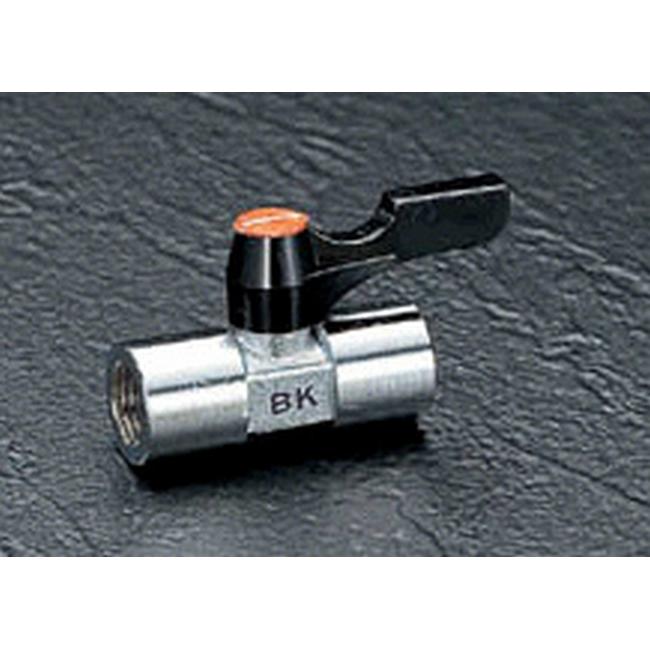 ESCOエスコ ■工具類 メーカー再生品 G1 4 ミニボールバルブ ESCO xG1 美品 エスコ