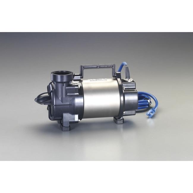 AC100V/400W/50Hz横型水中ポンプ(チタン製) ESCO その他の工具 エスコ