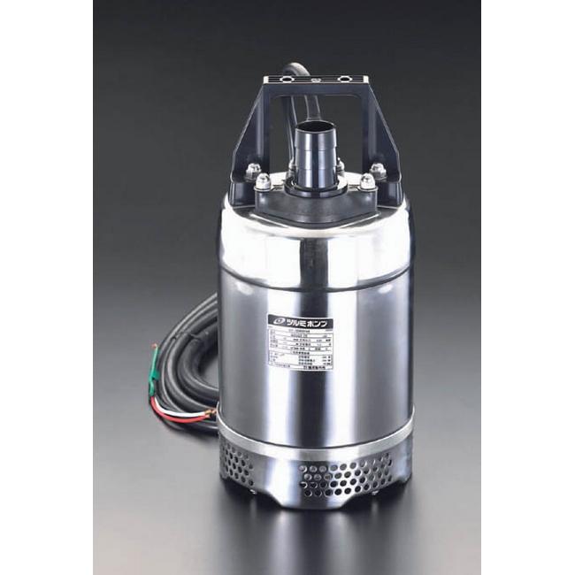 ESCO エスコ AC100V/400W/50Hz/50mm水中ポンプ/ステンレス製