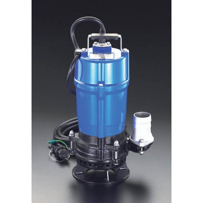 ESCO エスコ その他の工具 AC100V/550W/50Hz/50mm泥水用水中ポンプ