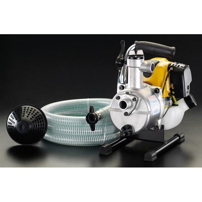 ESCO エスコ その他の工具 1.1PS/25mm4サイクルエンジンポンプ