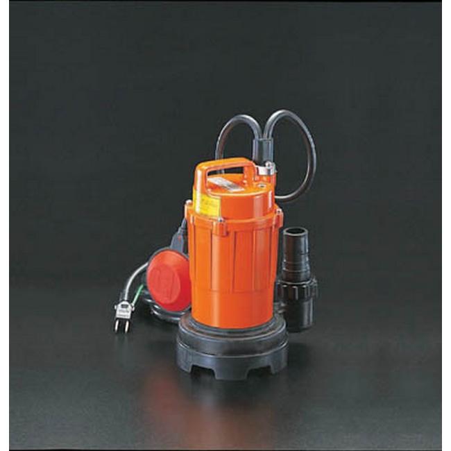 ESCO エスコ その他の工具 AC100V/150W/50Hz/32mm汚水用水中ポンプ
