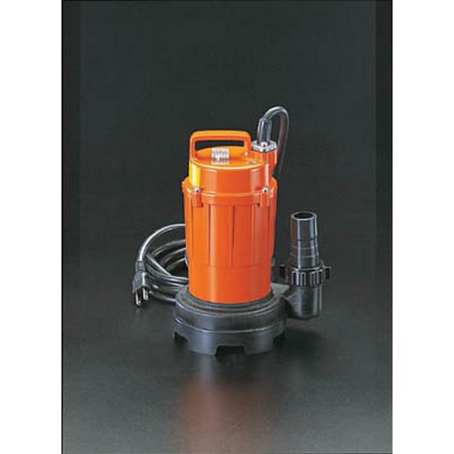 ESCO エスコ その他の工具 AC100V/150W/60Hz/32mm汚水用水中ポンプ