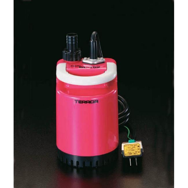 ESCO エスコ その他の工具 AC100V/100W/25mm水中ポンプ(50Hz/60Hz)
