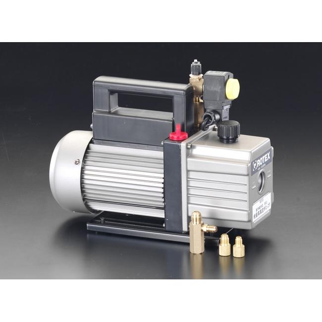 エスコ ESCO その他の工具 87L電磁弁付真空ポンプ