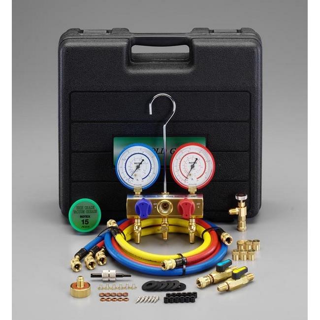 ESCO エスコ その他の工具 [R404A・R407C用]チャージ便利キット