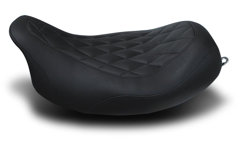 シート本体 TRIPPER(TM) ワイドソロシート ダイヤモンドパターン付き (Wide Tripper(TM) Solo with Diamond Pattern)【SEAT WDTRIP DIMOND SOLO [0801-0741]】