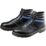 TRUSCO トラスコ中山 工業用品 シモン 安全靴 編上靴 8522黒 26.0cm