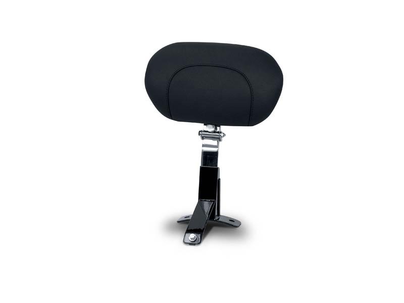 マスタング ドライバーバックレストキット スムース ブラックスタッド付き (Driver Backrest Kit,Smooth with Black Studs)【DBR FLR97-07 SMOOTH STUD [0805-0035]】