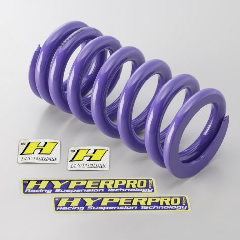HYPERPRO ハイパープロ リアスプリング グラディウス400