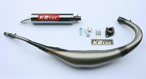 【在庫あり】K2TEC ケイツーテック ストリートチャンバー SPARK (スパーク) RZ50