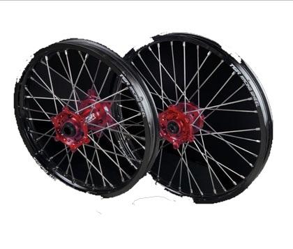 TGR TECHNIX GEAR TGRテクニクスギア ホイール本体 TYPE-R Motocross(モトクロス)用ホイール ニップルカラー:シルバー(ノーマル) ハブカラー:ゴールド(SUZUKI COLOR) CRF450R CRF450RX