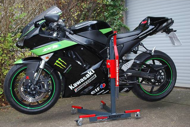 Bike Tower メンテナンススタンド類 バイクタワースタンド ZX-6R用 ZX-6R