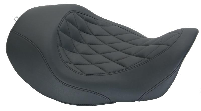【ポイント5倍開催中!!】【クーポンが使える!】 TRIPPER(TM) ワイドフォワードソロシート ダイヤモンドパターンステッチ付き (Wide Tripper(TM) Forward Solo with detailed stitch Diamond Pattern)【SEAT WDTRP FRWD SOLO DIAM [0803-0401]】