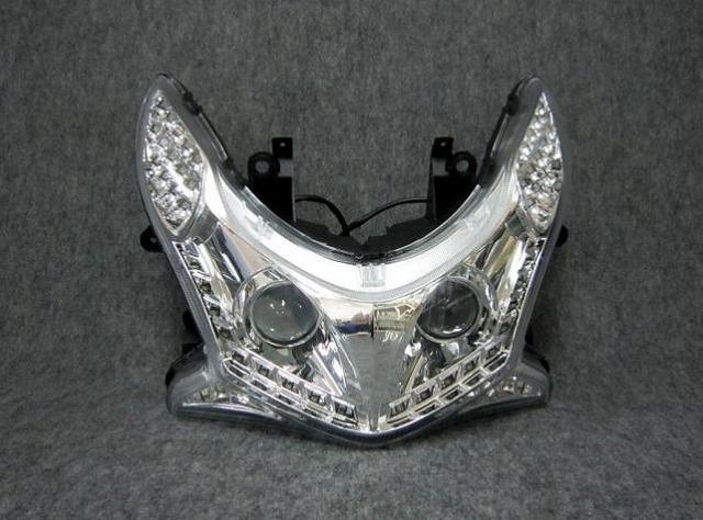 CJ-BEET シージェイビート LEDポジション付プロジェクターヘッドライト PCX150 PCX125 [JF28] 前期 PCX125 [JF28] 後期