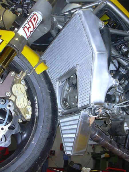 H2O Performance H2Oパフォーマンス ラジエーター本体 レーシングラジエターキット 916 996 998