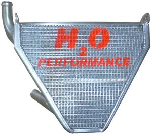 品質満点! H2O H2O Performance Performance H2Oパフォーマンス ラジエーター本体 YZF-R6 サブラジエター YZF-R6, コルセットミュージアム:5cda4e70 --- portalitab2.dominiotemporario.com
