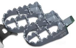 IMS アイエムエス フットペグ・ステップ・フロアボード ワイドフットペグ スーパーストックシリーズ DRZ400S DZR400R RM125 RM250 RMX250