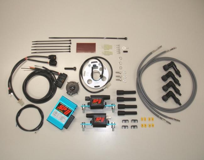 ASウオタニ AS UOTANI SPIIフルパワーキット GPz750/F Z650 Z750FXII/III Z750GP
