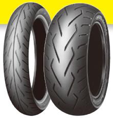 DUNLOP ダンロップ D250 【130/70R18 M/C 63H TL】 タイヤ