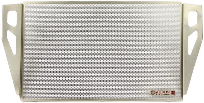 MOTO CORSE モトコルセ ラジエーター チタニウム プロテクションスクリーン コアガード MONSTER1200 [モンスター]