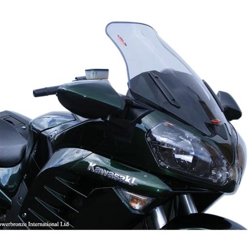 ODAX オダックス POWER BRONZE スポーツスクリーン カラー:ライトスモーク 1400GTR