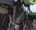 PLOT プロト ラジエーター本体 ラウンドラジエータ ボルトオンストリートキット ガンメタ ZRX1100 ZRX1100II ZRX1200R
